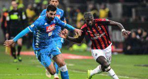 Frosinone-Napoli Albiol