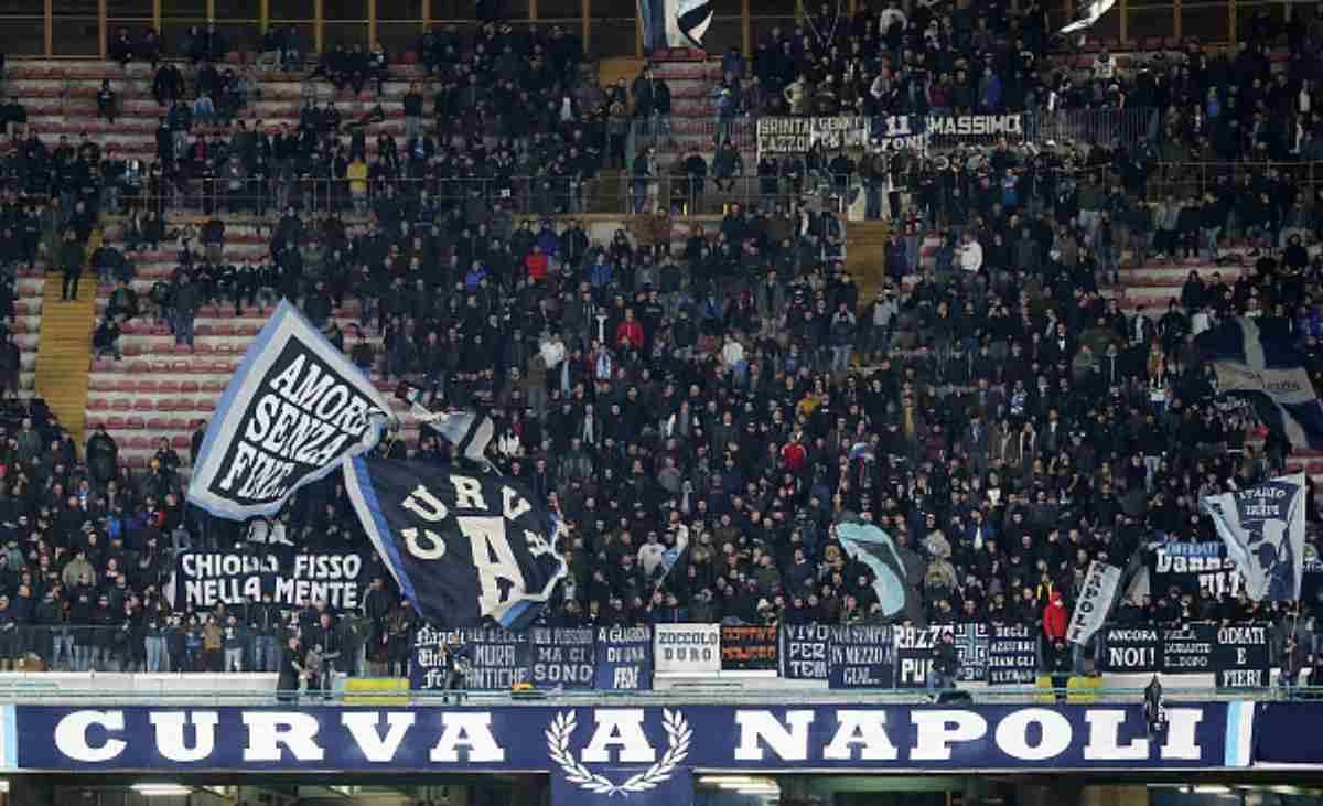 Napoli-Cagliari, San Paolo desolante: pochi biglietti venduti
