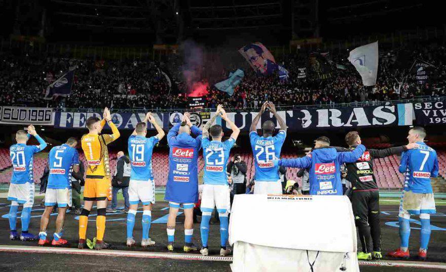 zurigo Napoli europa league