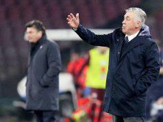 Napoli-Torino Ancelotti