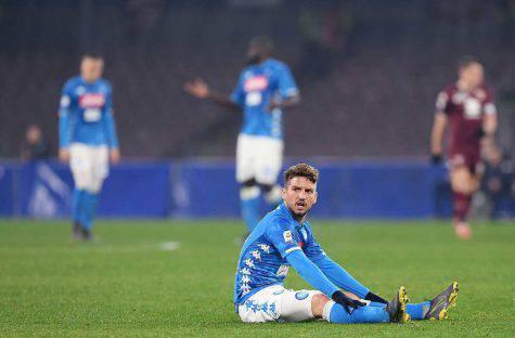 Statistiche gol Napoli