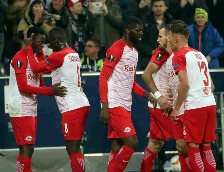 Salisburgo Europa League