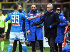 Chievo Napoli formazioni ufficiali