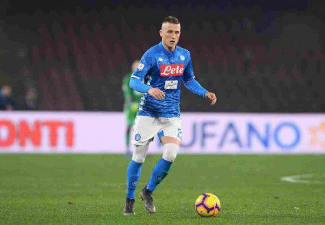 probabili formazioni Napoli-Udinese