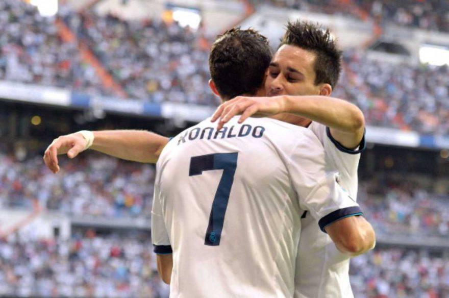 Callejon-Ronaldo