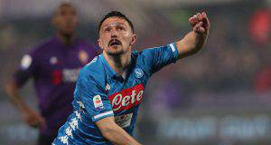 infortunio Mario Rui