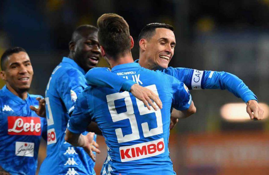 Crisi gol Napoli