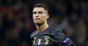 Ronaldo Juventus addio