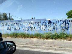 fiorentina-napoli rivalità