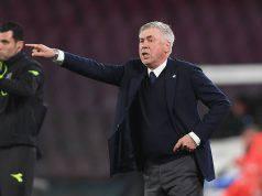 Napoli-Arsenal Ancelotti