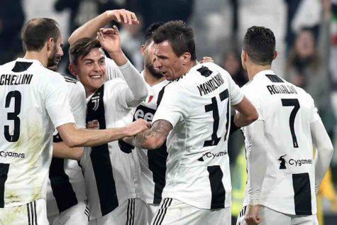 Napoli-Juventus pericolo Mandzukic