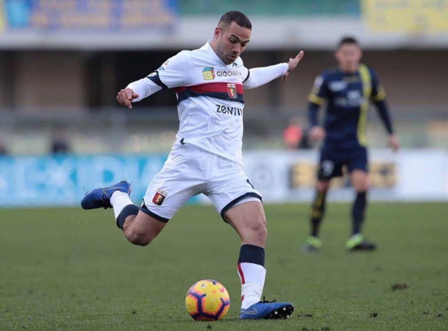 Genoa Frosinone diretta tv e streaming
