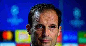 Allegri Juventus addio