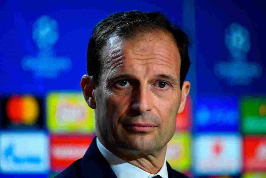 Allegri Napoli Juventus