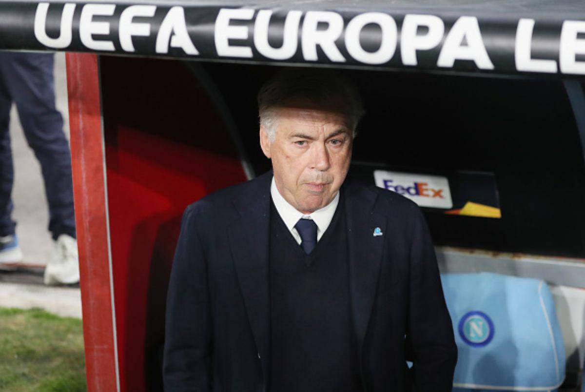 Arsenal-Napoli Ancelotti