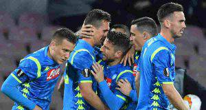 Saliburgo-Napoli gol