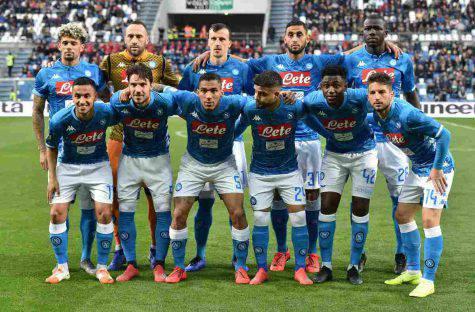 Statistiche Napoli convocati