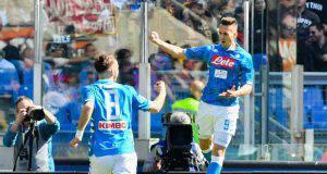 Formazioni ufficiali SPAL-Napoli