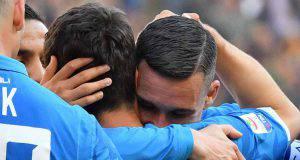 Arsenal-Napoli Emirates