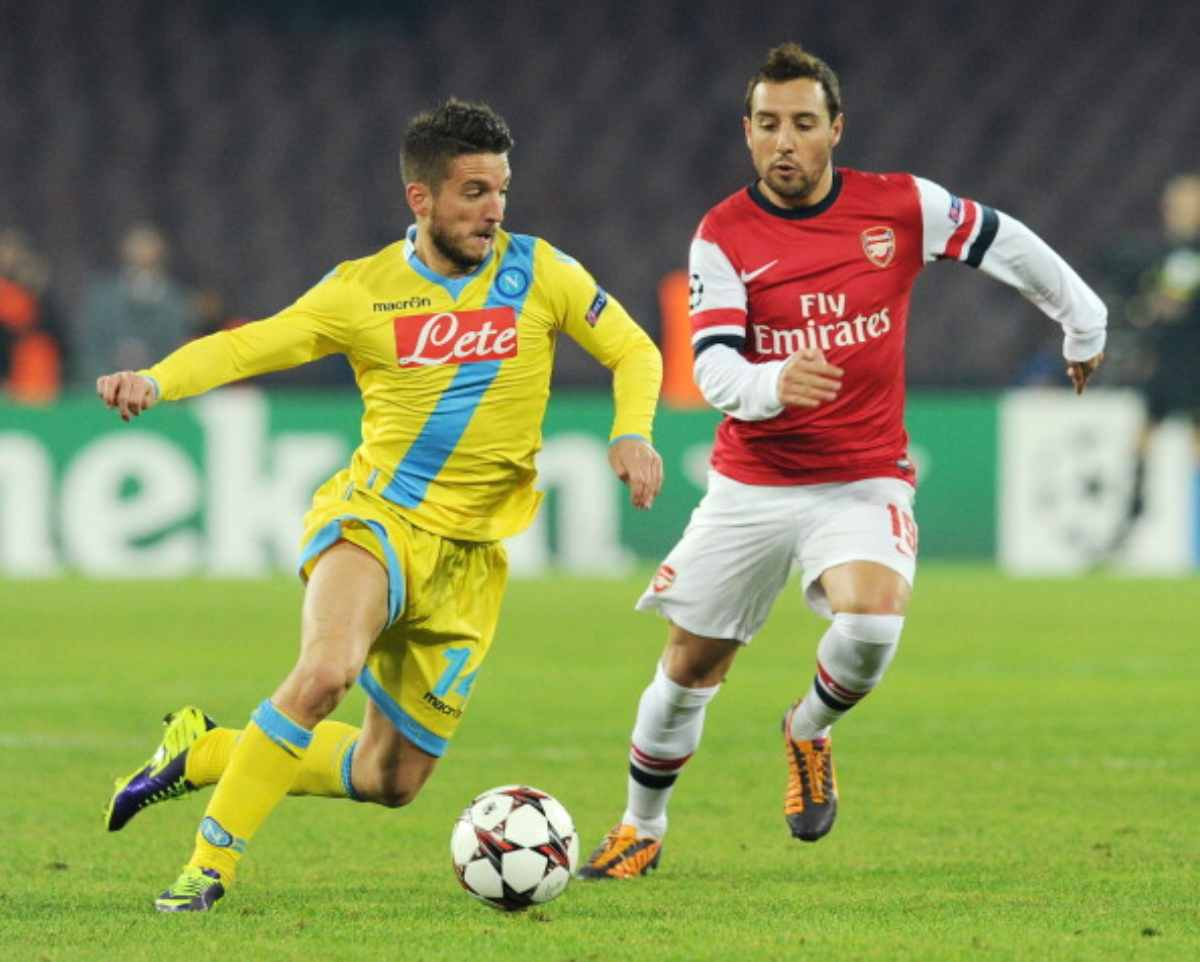Arsenal-Napoli 2013