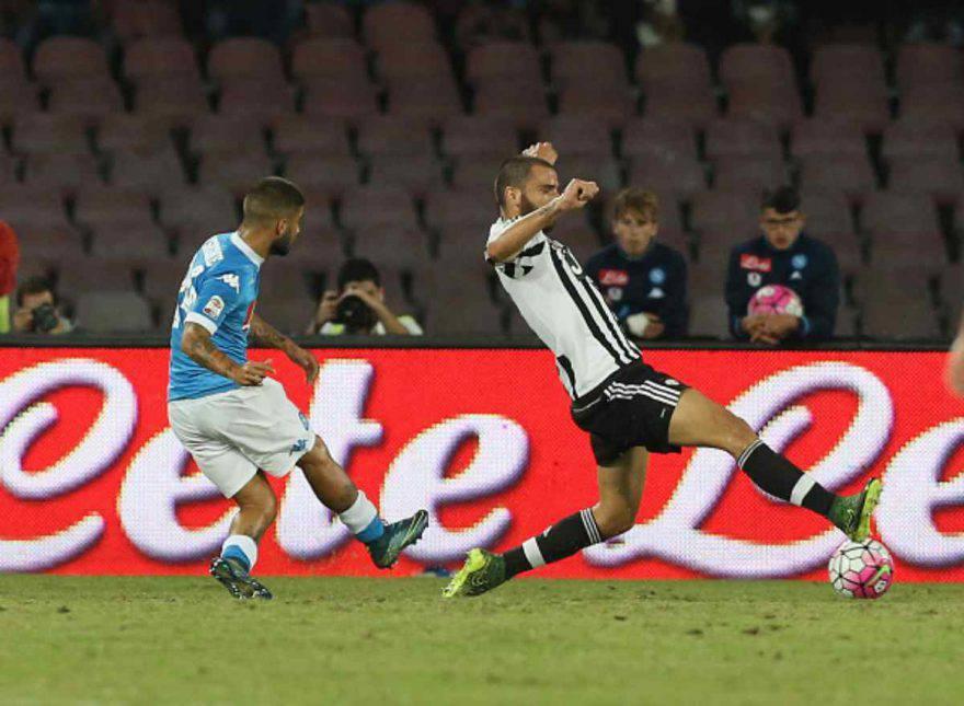 Precedenti Napoli-Juve
