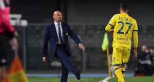 Chievo Napoli convocati Di Carlo