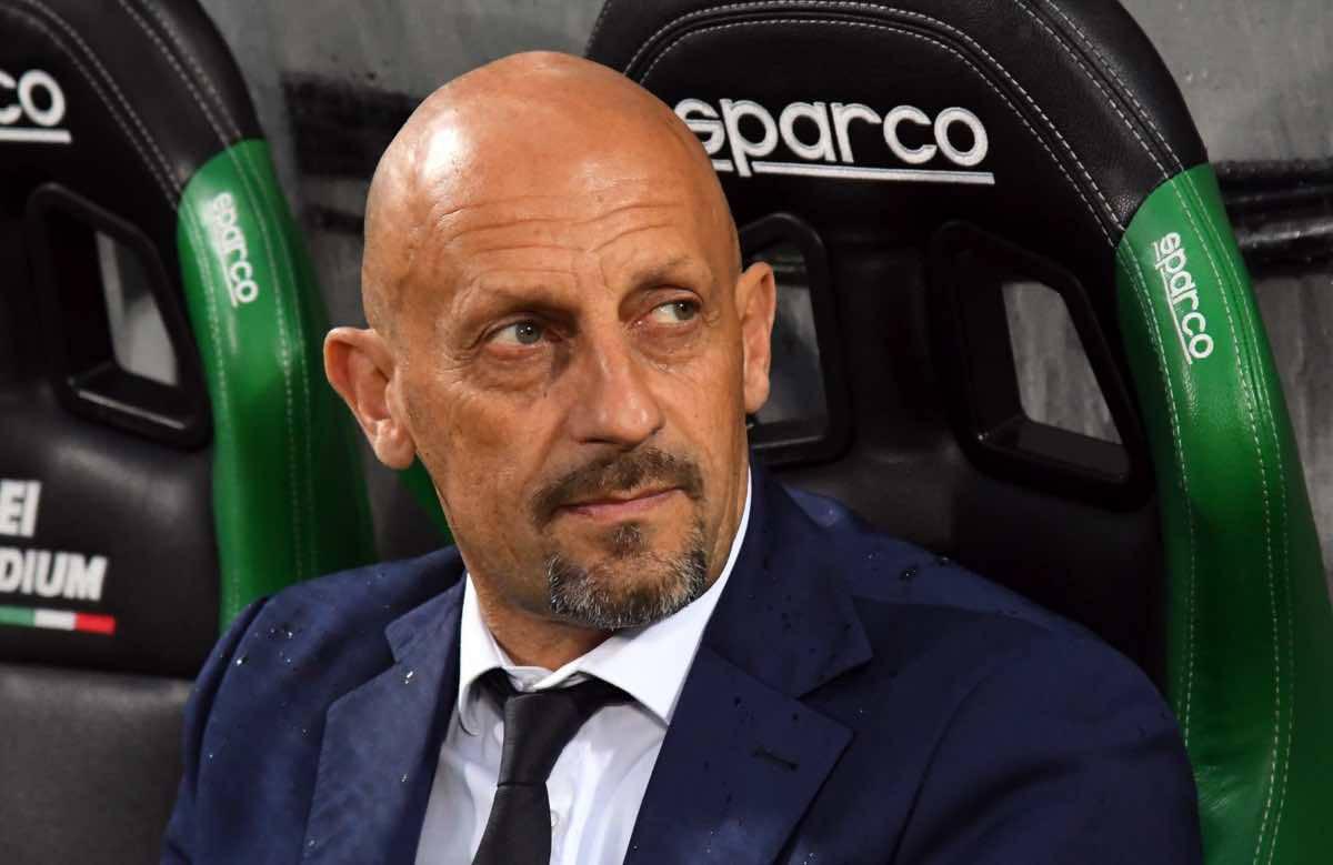 Di Carlo conferenza stampa Chievo Napoli