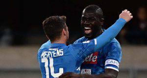 Napoli numeri campionato