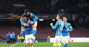 Napoli-Arsenal rimonta