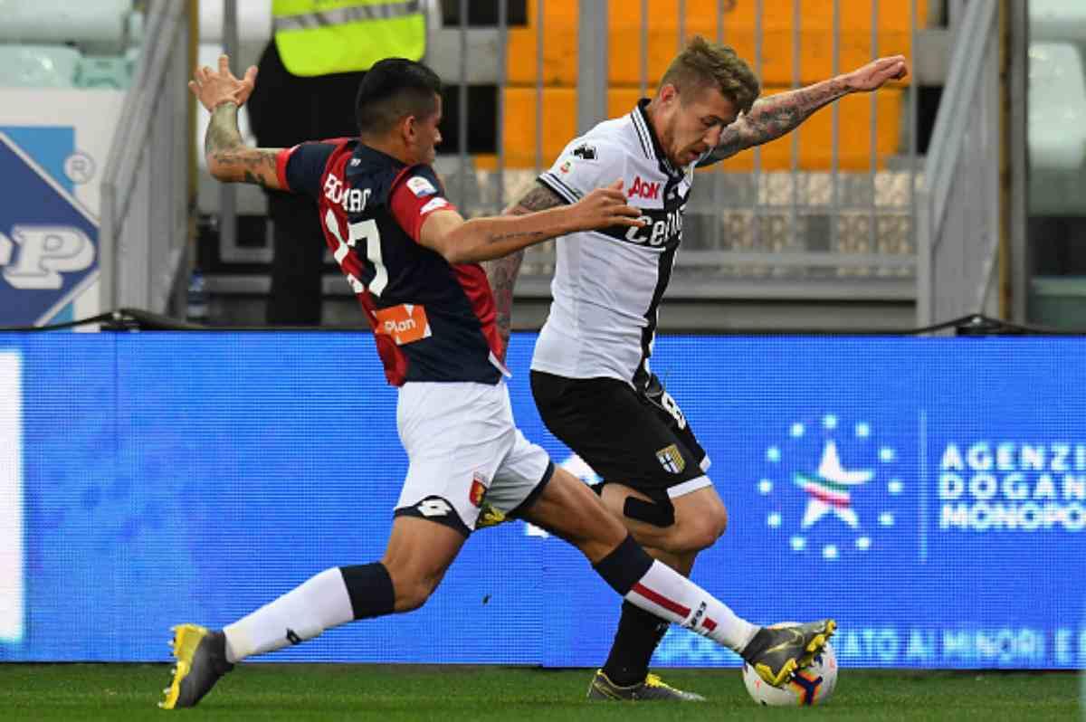 Napoli-Genoa squalifiche