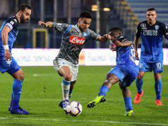 Calciomercato Napoli Ounas