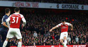 Xhaka Arsenal Napoli