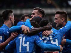 Napoli girone ritorno
