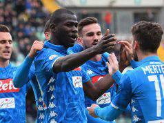 Koulibaly pagelle Chievo Napoli