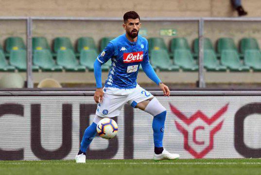 Hysaj Calciomercato Napoli