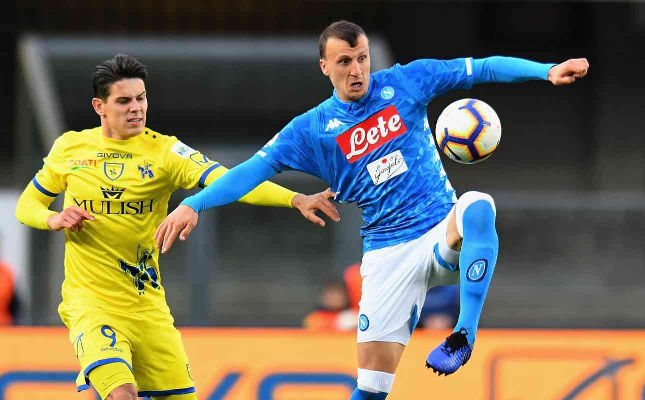 Chiriches Calciomercato Napoli
