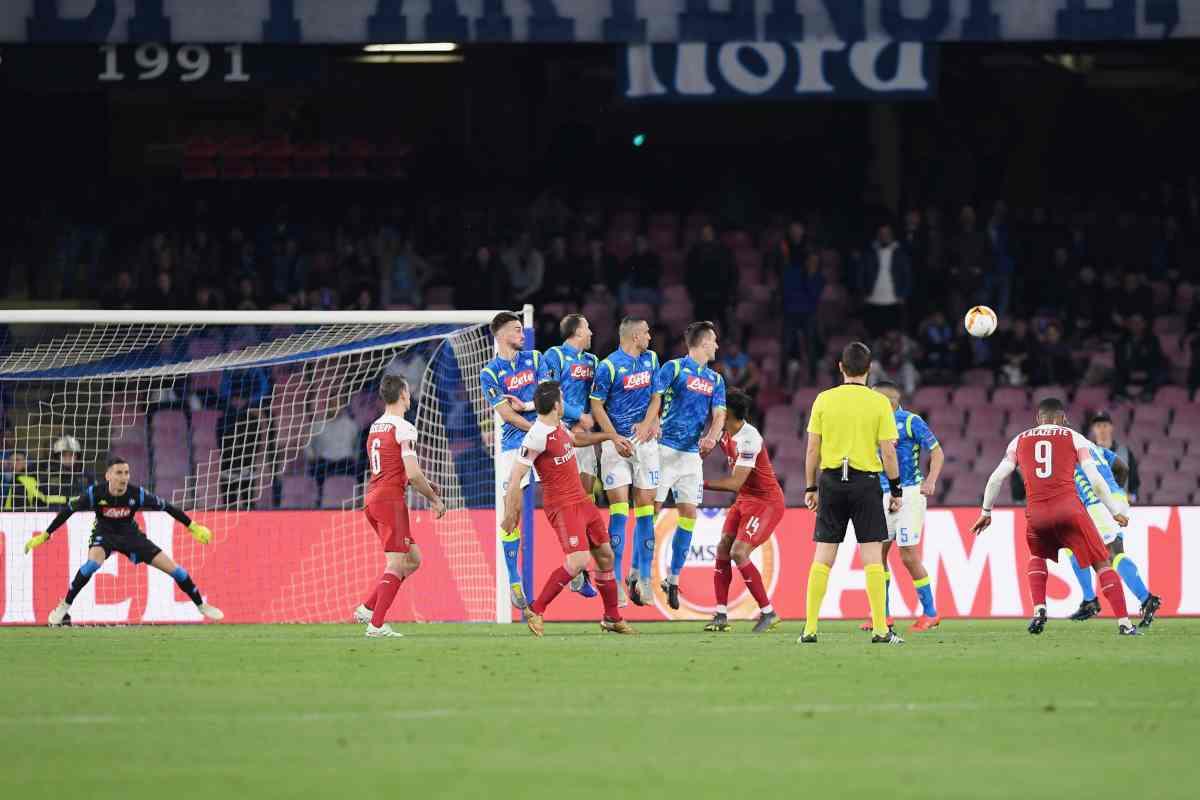 Napoli Arsenal