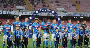 Napoli Cagliari secondo posto
