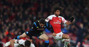 Napoli-Arsenal ritorno