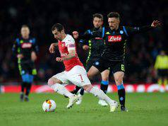 Mario Rui Arsenal Napoli
