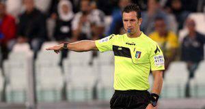 Napoli Inter arbitro