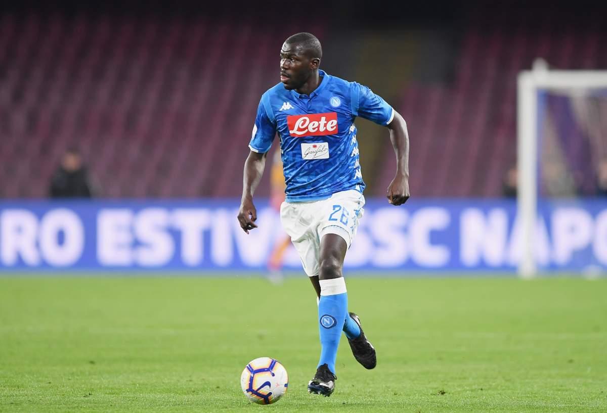 Koulibaly gol Chievo