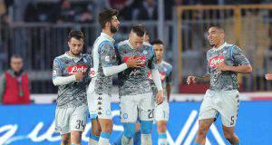 Empoli-Napoli sconfitta