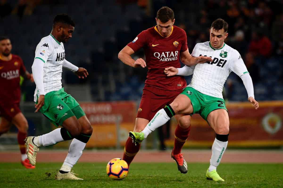 Sassuolo Roma dove vederla in diretta streaming ©Getty Images