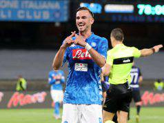 Napoli-Inter Fabian Ruiz