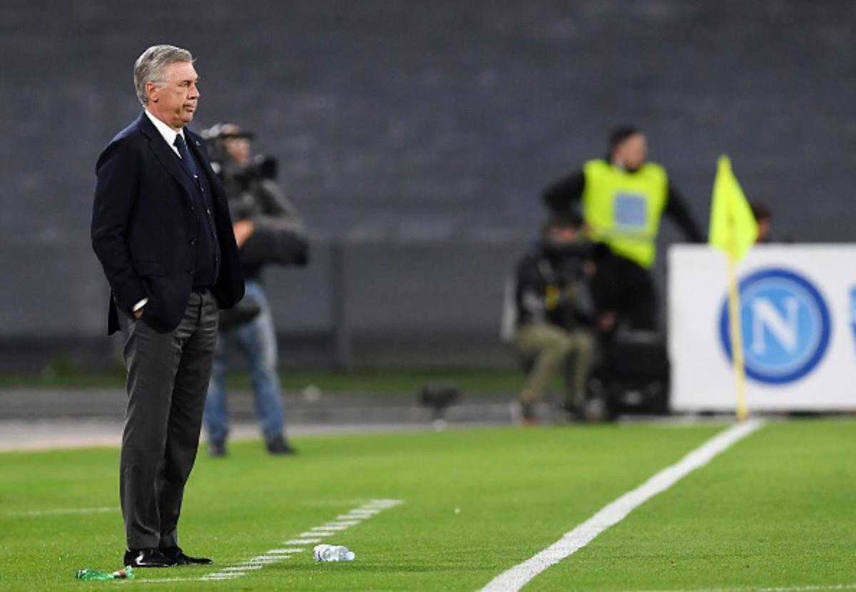 Napoli Ancelotti punti