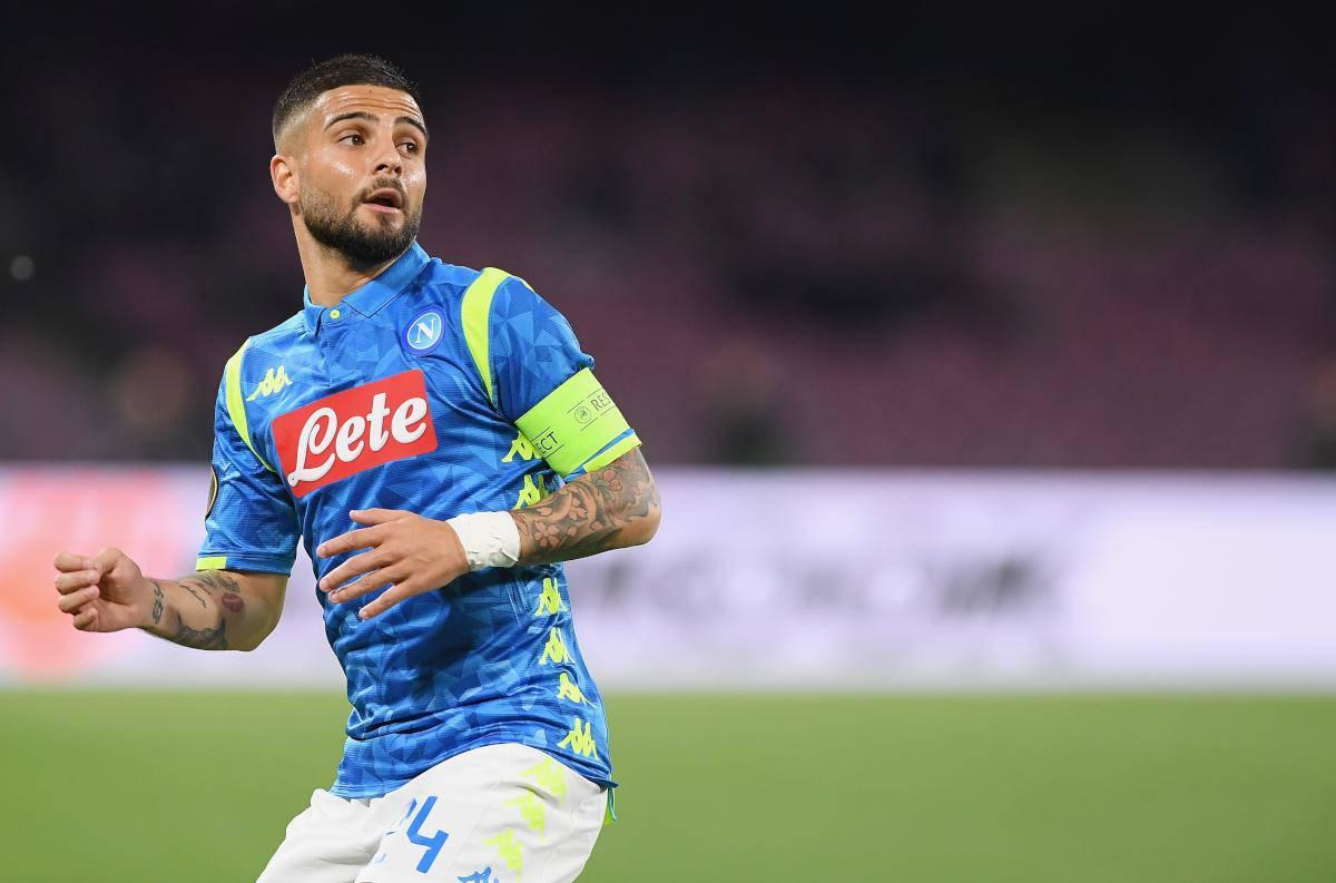 Insigne capitano Napoli futuro