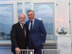 Ancelotti De Laurentiis calciomercato Napoli