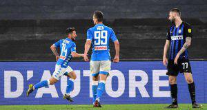 Napoli-Liverpool amichevole