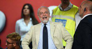 Napoli De Laurentiis James